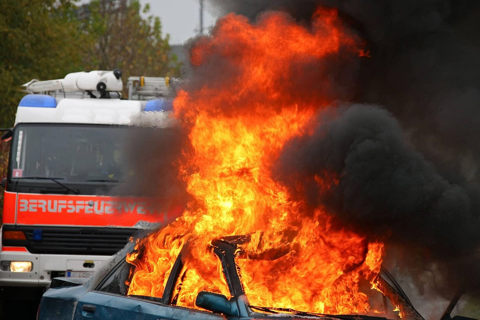 Explosion Injuries lawyer texas
