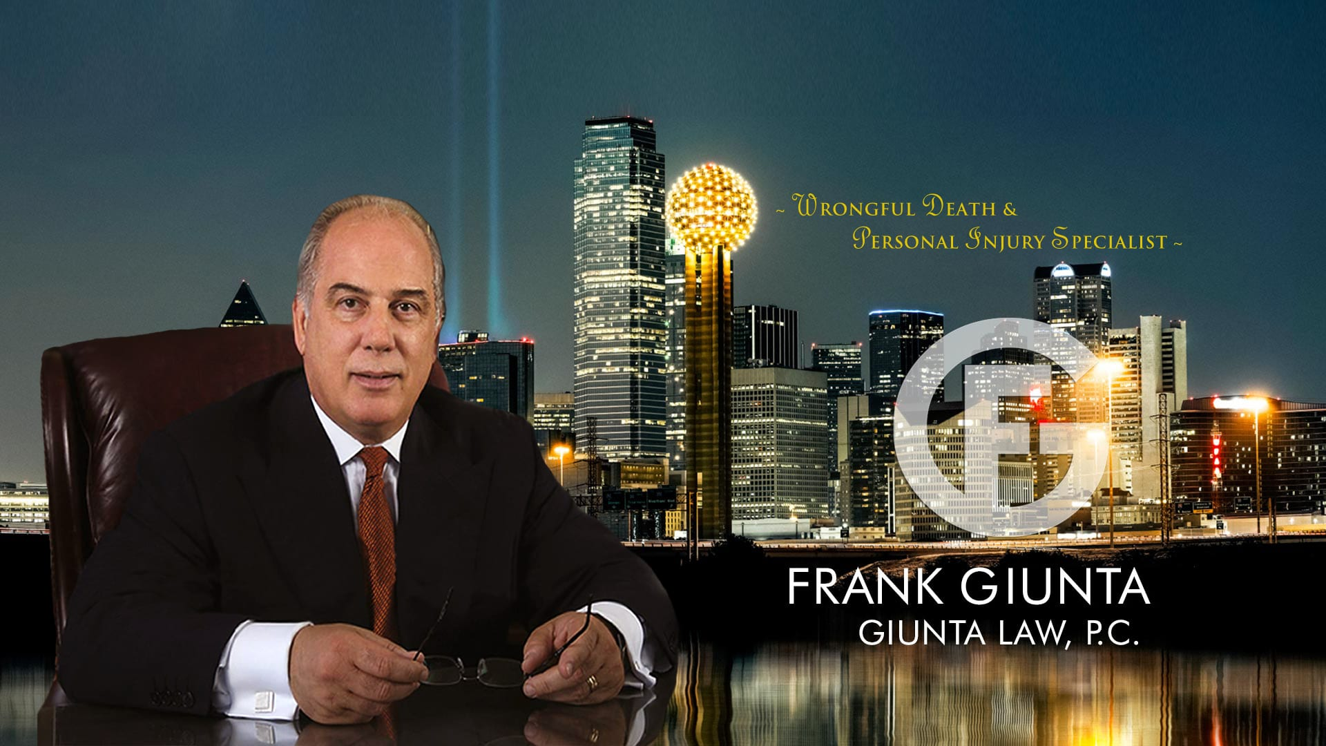 Attorney Frank Giunta oil field lawyer