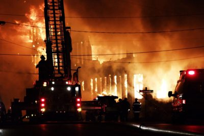 fire injuries attorney