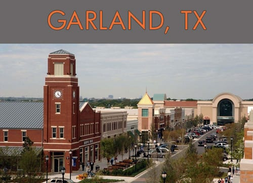 GARLAND texas lawyer attorney