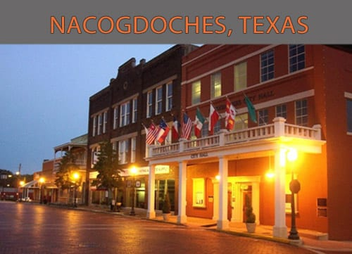 Nacogdoches Texas injury lawyer attorney