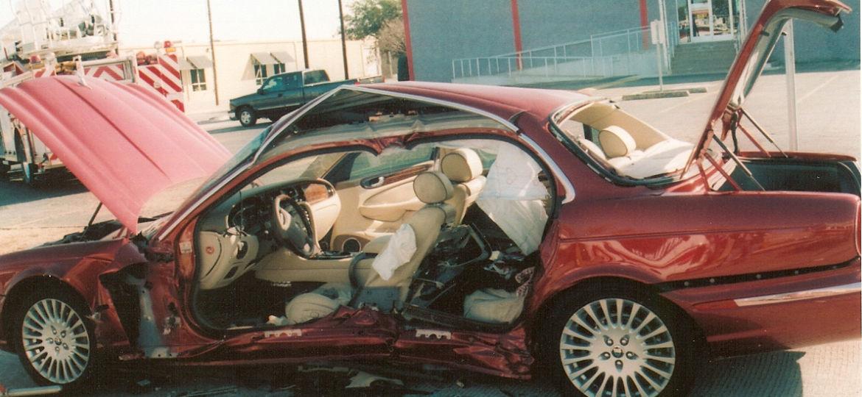 car wreck injury death