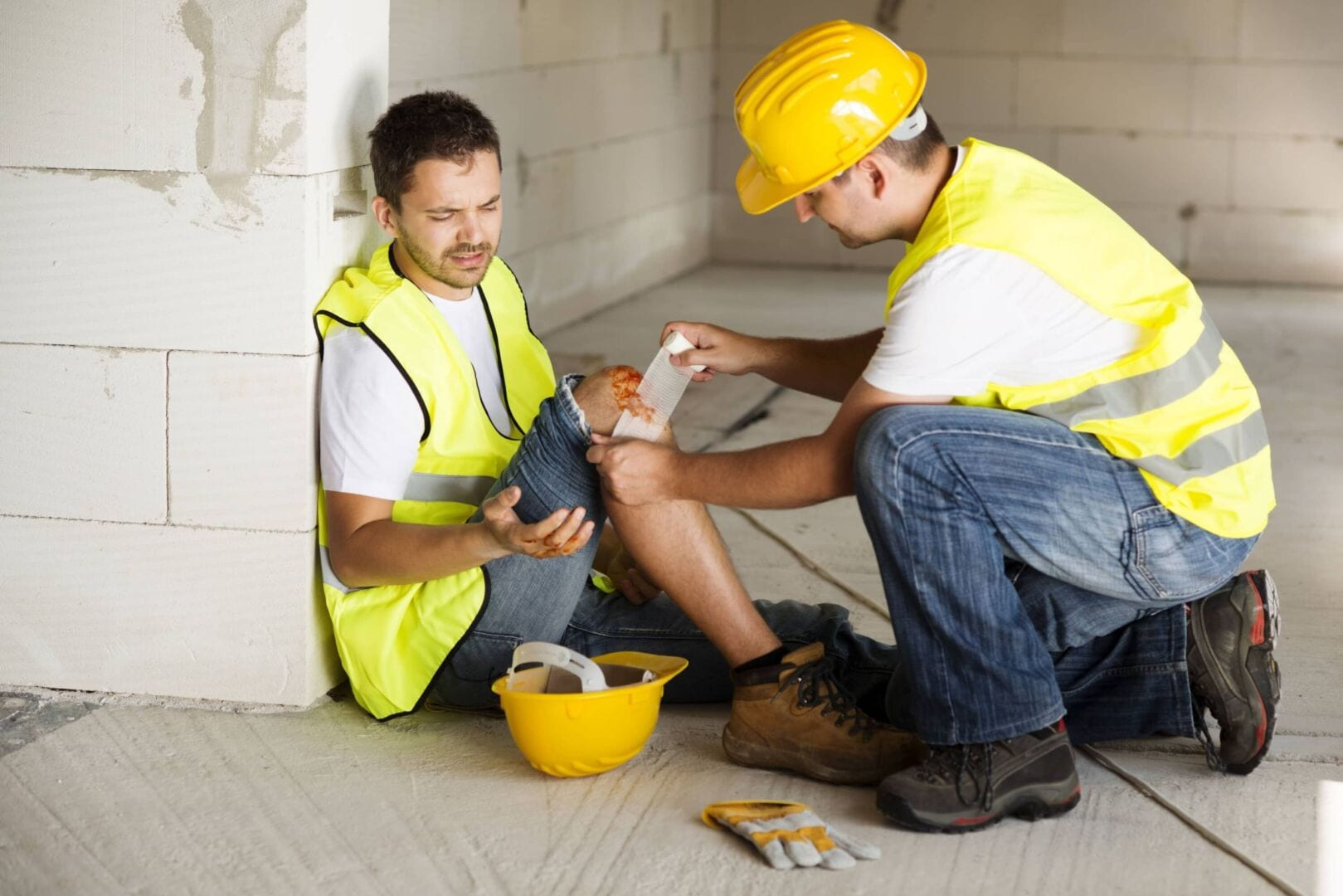fort worth construction accident lawyer