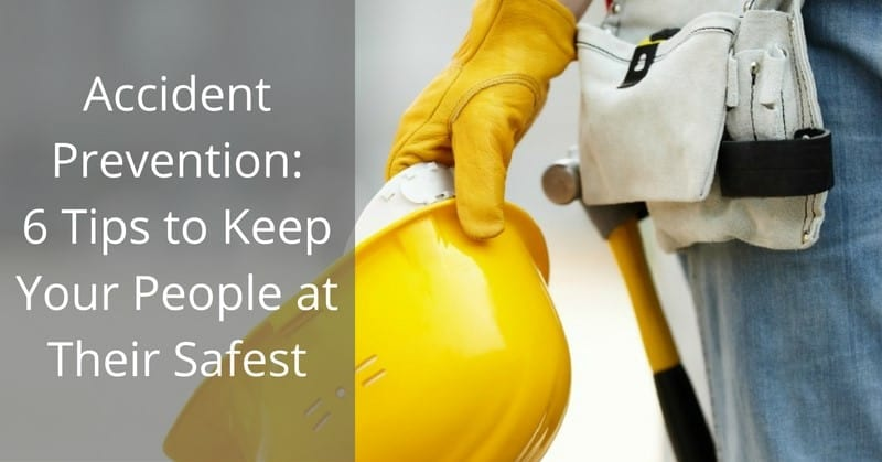 accident prevention lawyer  on constriction site