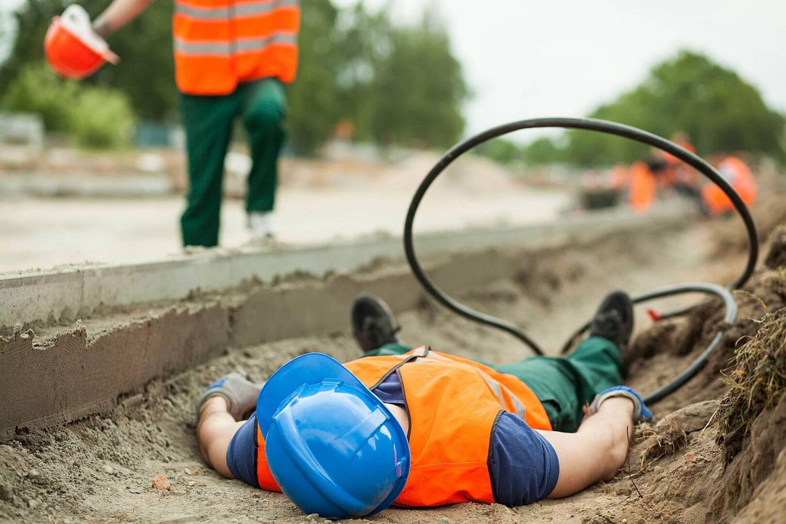 Garland Construction Accident Lawyer