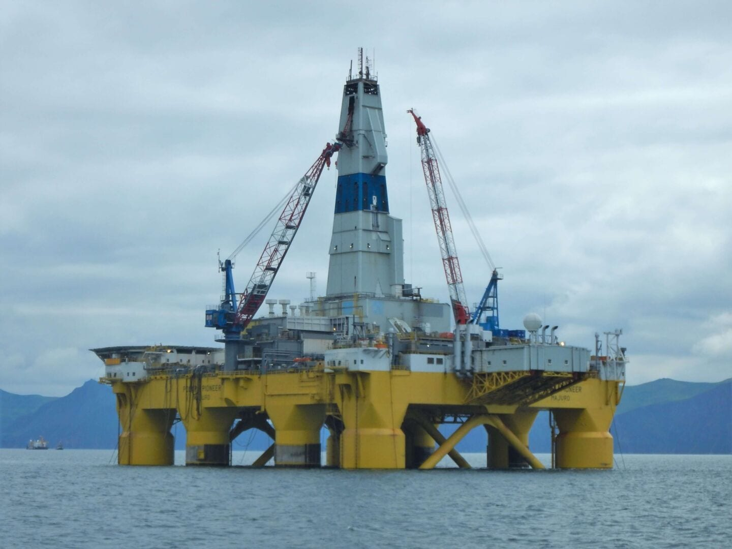 fell on oil rig injury compensation