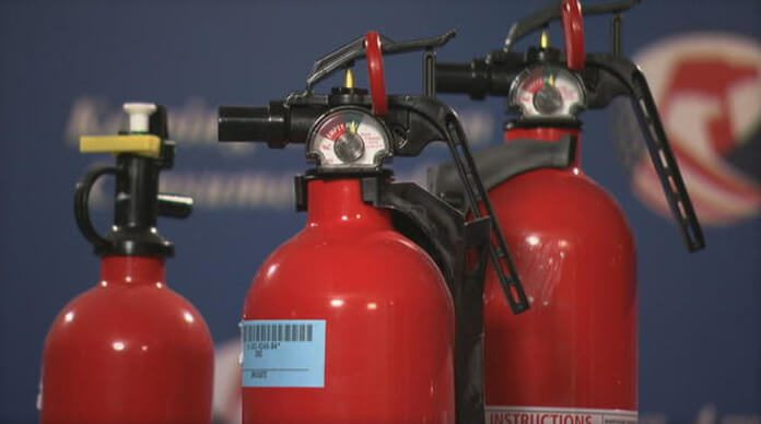fire extinguisher recall kidde
