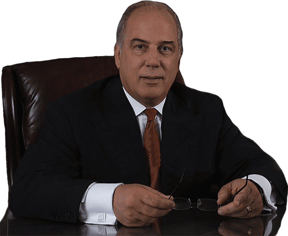 personal injury and oil field lawyer Frank Giunta