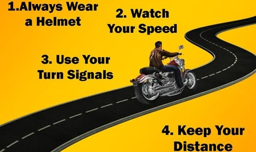 motorcycle accident and safety lawyer