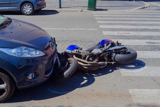 Motorcycle accident attorney dallas