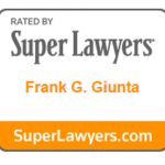 Frank Giunta superlawyer personal injury law