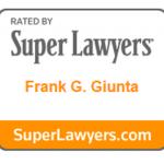 Frank Giunta superlawyer personal injury law