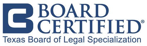 texas board of legal specialization frank giunta personal injury